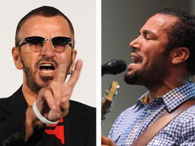 Win Tickets: Ringo Starr &  Ben Harper  Secret Show