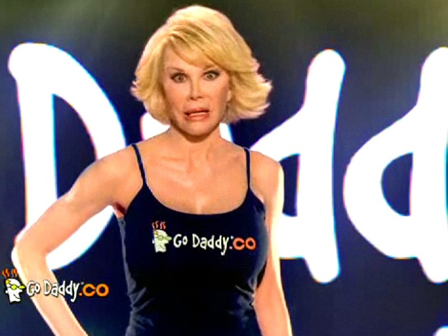 Joan Rivers Says Her Super Bowl Body is No Joke