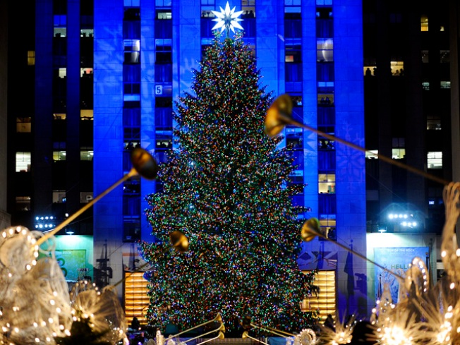 """30 Rock"" Christmas Tree to Become a Home"