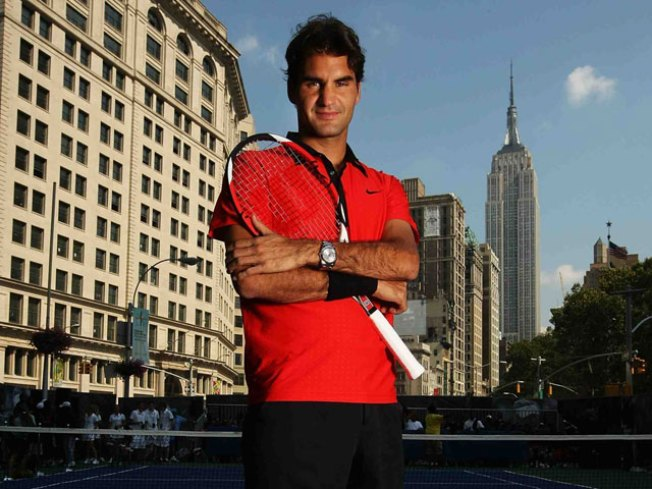 Nike Unveils U.S. Open Looks for Federer, Williams, Nadal