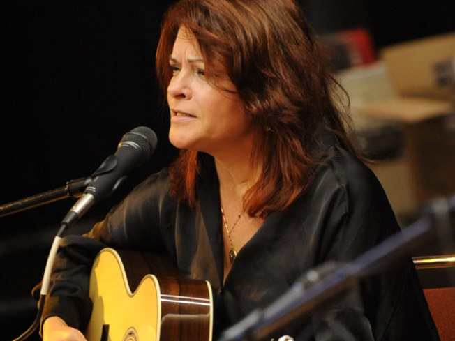 Hot Ticket: Rosanne Cash Headlines the 5th Annual Holiday Cheer for 'FUV