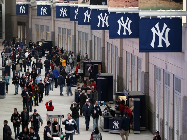 Yankee Stadium is Baseball's Five-Star Hotel