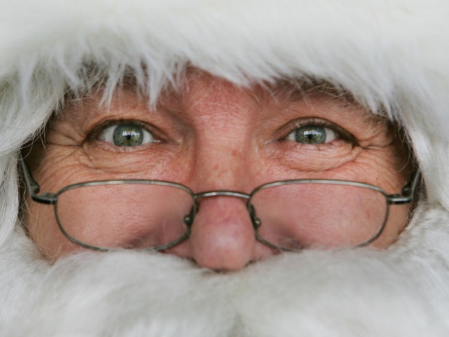 12/14: Santa Claus is Real: Discuss