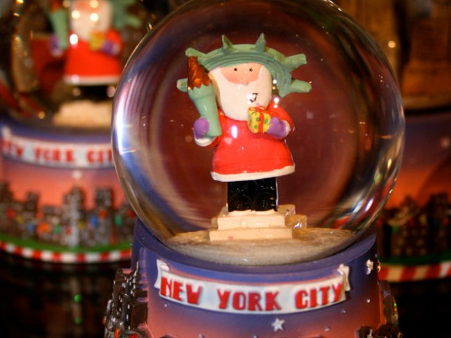Santa Claus: Born in NYC
