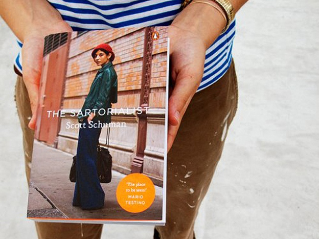 "Out Today: ""The Sartorialist"""