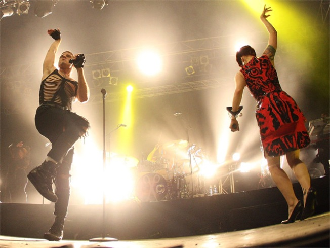 Scissor Sisters Cancel European Tour Dates