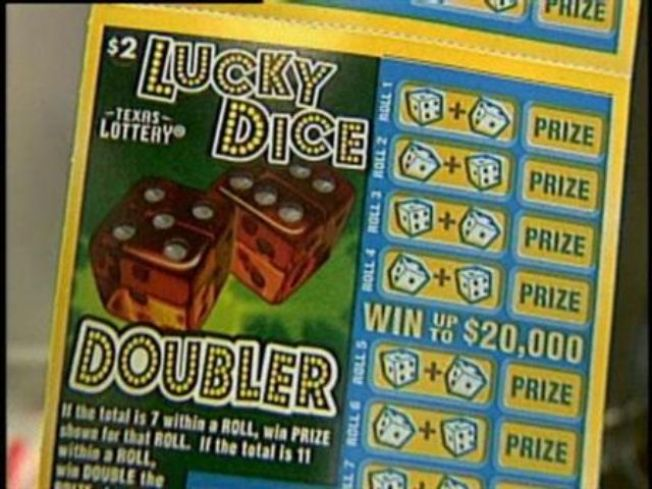 No Luck for Lotto Winner