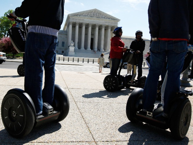 Serious Segway Injuries More Common Than We Know