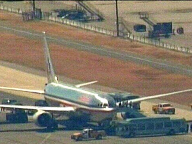 FBI Hunts Caller Who Grounded JFK-Bound Plane