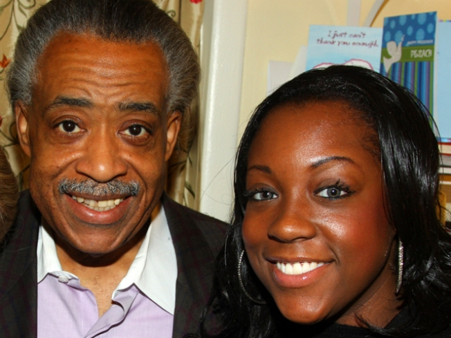 Judge Orders Sharpton's Daughter, Ex to Trial for Resisting Arrest