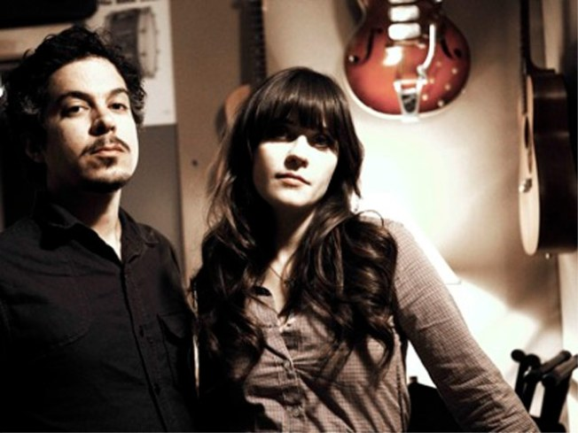 "3/29: She & Him @ Bowery, ""Driving the Saudis"""