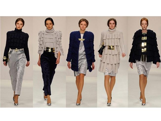 Designer Knitwear at Topshop