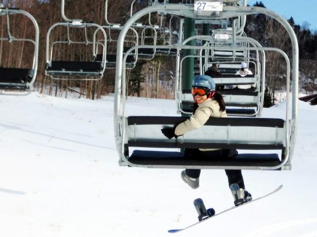 All Aboard the Brooklyn Ski Bus