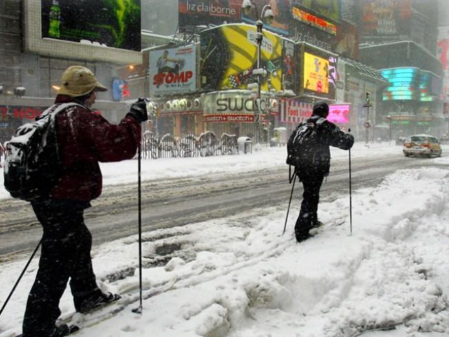 Snow Socks Broadway Box Office