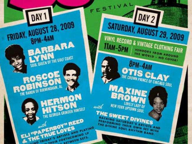 8/28: Brooklyn Soul Festival