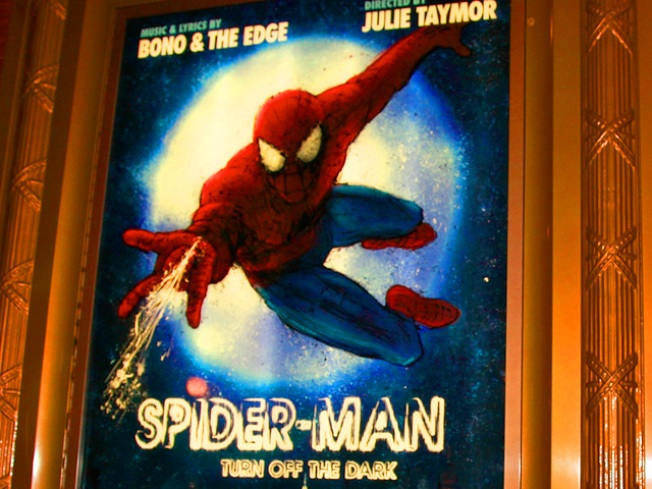 Spider-Man Musical Halts Production