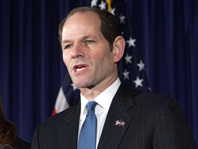 Spitzer Sounds Off on AIG
