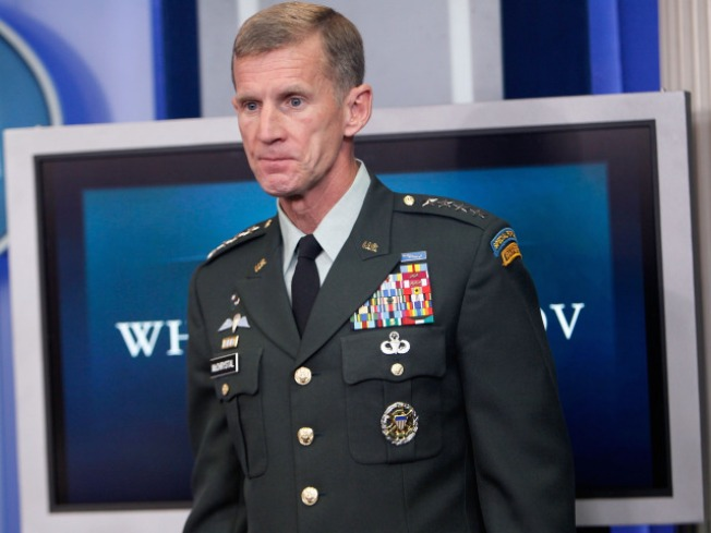 "Reporter Believed McChrystal was ""Untouchable"""