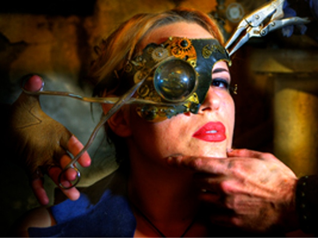 Hot Ticket: Steampunk Haunted House