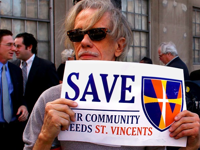 Gov. Announces Deal to Keep St. Vincent's Alive, Partially