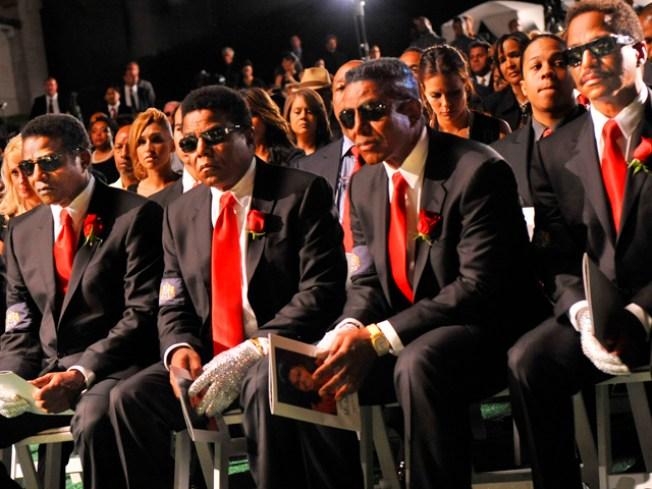 Jackson Brothers Reunite For A&E Miniseries