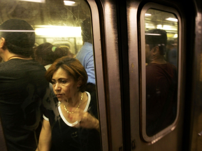 Council Probes Sexual Harassment on Subways