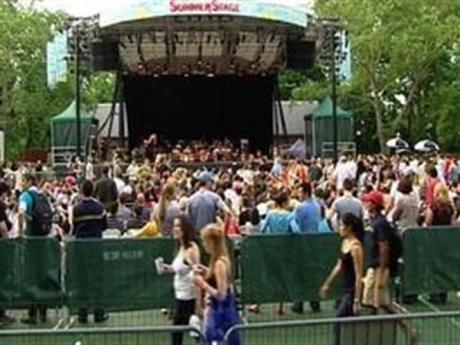SummerStage Kicks Off Tonight With Jazz, Electronica