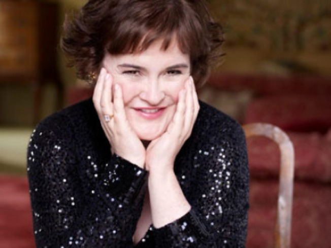 "Susan Boyle to Her Bullies: ""I'm All Grown Up"""