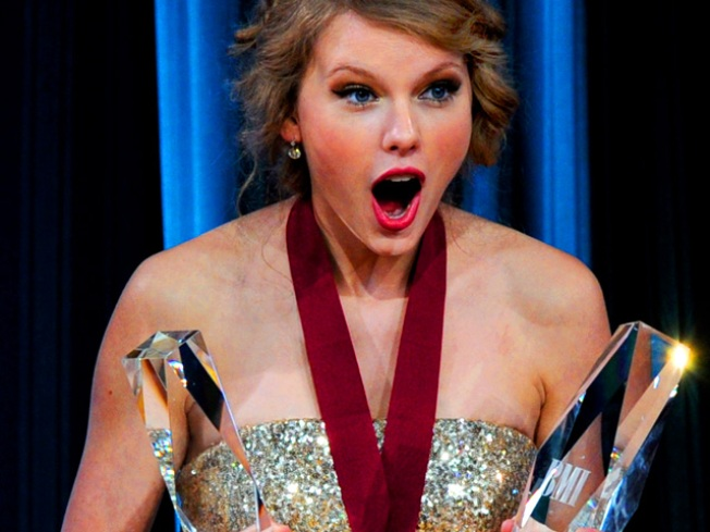 Taylor Swift to be Inducted in Bowling HOF