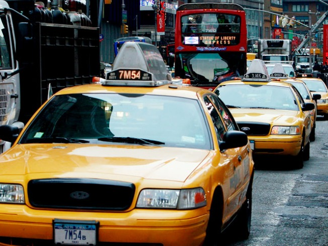 Shabby Cabbies Told to Change Attire