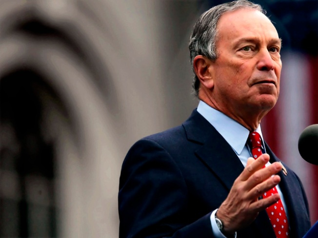 Bloomberg Blasts Federal Immigration Policy