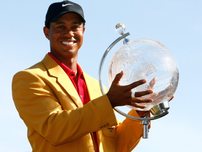 Tiger Woods Named AP Athlete of the Decade