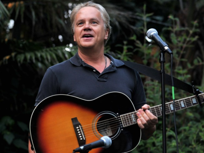 Tim Robbins Suffers Midlife Crisis, Makes an Album