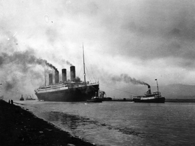 Expedition Sends Back New Images of the Titanic