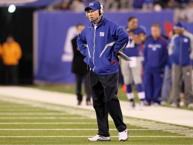Thinking About Stopping Michael Vick Makes Tom Coughlin Sick