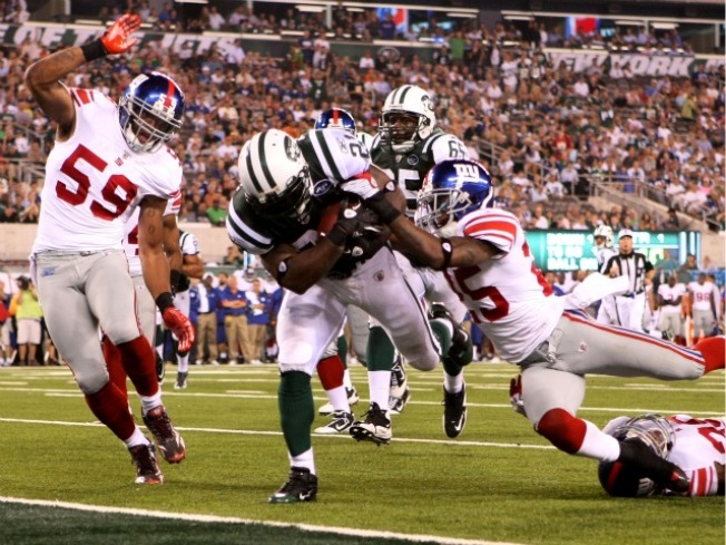 Everyone's Talking About a Jets-Giants Super Bowl Again