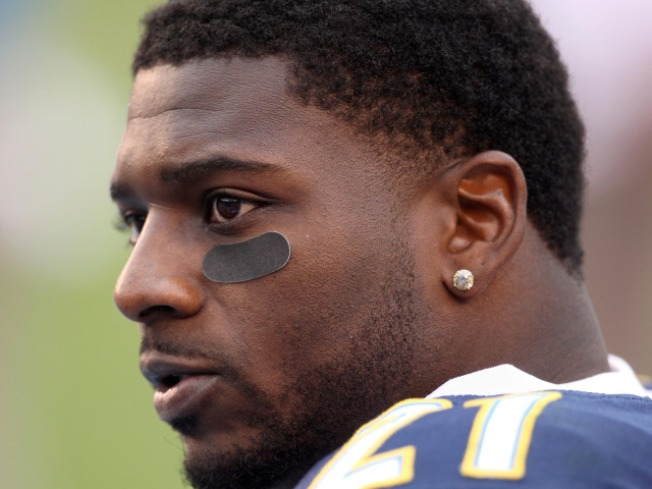 LaDainian Tomlinson Is Officially a New Yorker