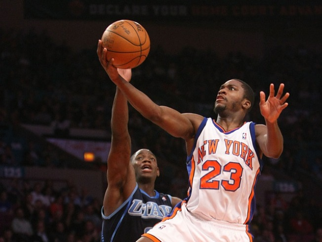 Knicks Moral Victory, Thy Name is Toney Douglas
