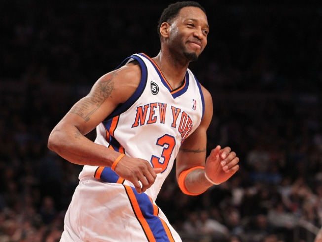 huge discount 27dfb dc9ab Tracy McGrady Trade Already a Winner for the Knicks - NBC ...