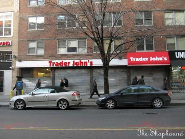 "Joe Trumps John in Downtown ""Trader"" War"