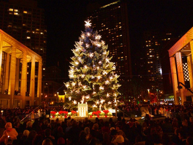 Grinched! No Tree at Lincoln Center This Christmas