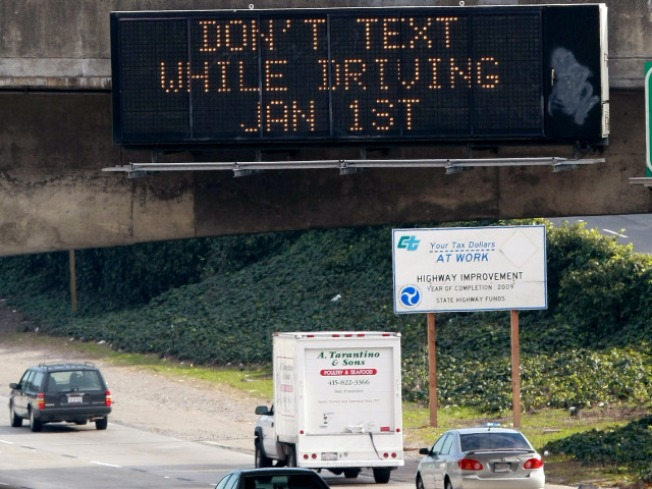 """LaHood: A Text-and-Drive """"Epidemic"""""""