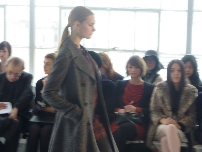 United Bamboo Fall 2011: Shearling and Menswear Influences