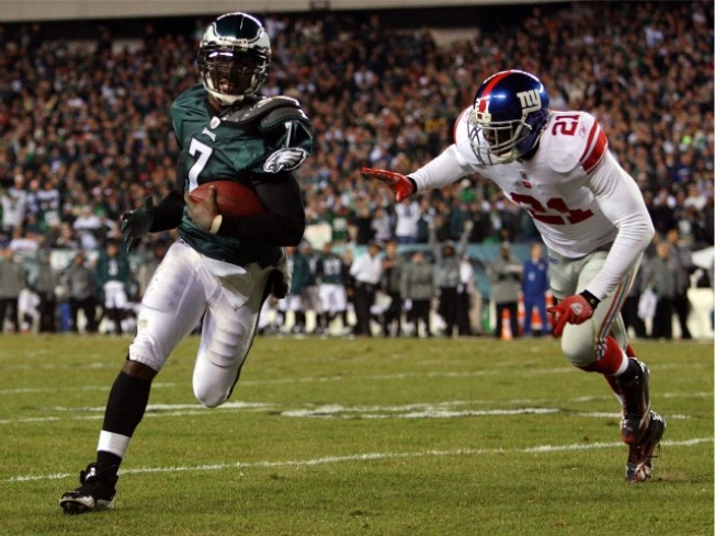 The Giants, the Eagles and the Streak That Just Won't Die