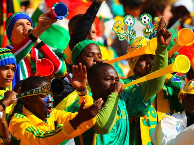 World Cup Considers Noisemaker Ban