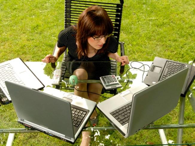 More women holding down multiple jobs