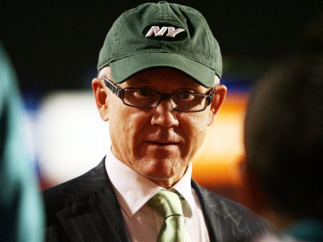 Woody Johnson Turns Up the Heat on Darrelle Revis
