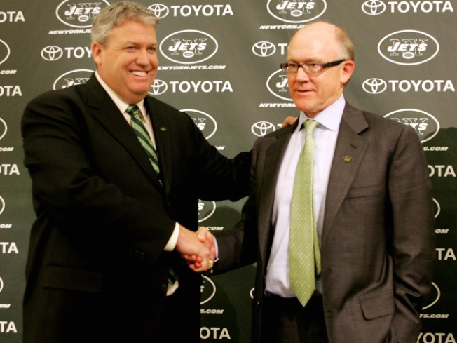 Jets Owner Says Respect for Ryan Hasn't Diminished