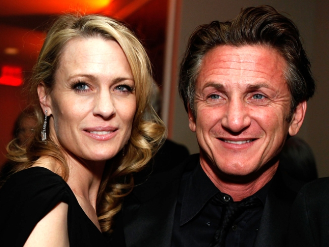 "Sean Penn: Robin Wright ""is a Ghost to me Now"""