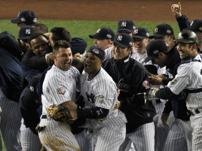 Yankees and Brewers Engage in Millionaire Slap Fight